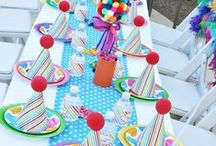 Kids bday party ideas / by Beverly Casteel McCoy