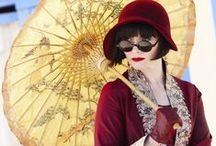 Miss Fisher's Mysteries / The fabulous fashions of Miss Phryne Fisher in Miss Fisher's Mysteries / by Nancy Comee