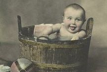 vintage children / by Jenny Mull