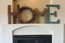 For the Home / by Ashley Brooke-Dunsford