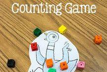 Math / Math ideas for Pre-K and Preschool / by Karen Cox @ PreKinders