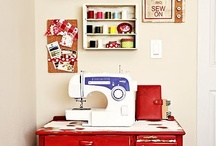 I've decided I want to sew.... one day.  / by Kelli Cranford