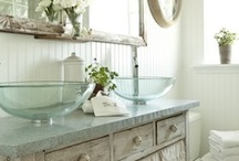 Dream Cottage Bathrooms / by Renee Sproles