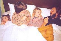 Beatles Kids / Dhani Harrison  Zak Starkey  Lee Starkey  Jason Starkey  Heather McCartney  Mary McCartney  Stella McCartney  James McCartney  Beatrice McCartney  Julian Lennon  Sean Lennon  Kyoko Cox / by Paige