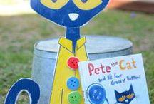 Book-tivities / Book connection activities for Pre-K and Preschool. / by Karen Cox @ PreKinders