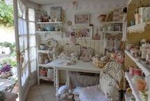Craft Room / by Renee Sproles