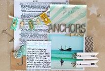 Crafting & Scrapbook Ideas / by Renee Sproles