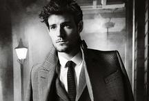I like a man who dresses like... / by Emily S