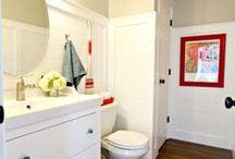 Inspire it - bathroom / by Kim {NewlyWoodwards.com}