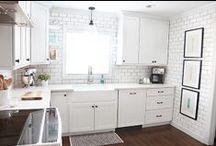Inspire it - Kitchen / by Kim {NewlyWoodwards.com}