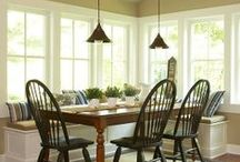 Inspire it - dining room / by Kim {NewlyWoodwards.com}