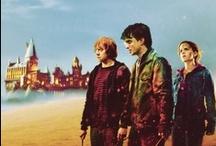 Harry Potter! <3 ⚡  / by Melody