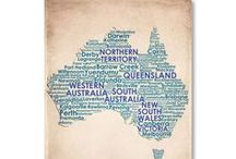 AustralAsia / The people and culture of Australia and New Zealand. / by Lise Gillen