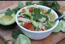 Savory Soups / Hot soups, stews, etc / by Melanie Peak