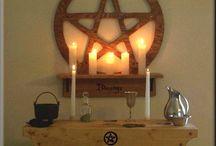 Bewitching Stuff / Pagan, Wicca, witchcraft ..... All that good stuff. / by Kiki La Kryszia Tokarzewska