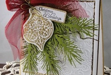 Christmas cards / by Judy Shears
