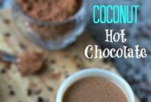 [ Holiday Drinks ] / Real food recipes for the holiday season / by Stephanie Moram