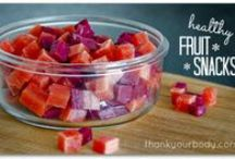 [ Gelatin Recipes ] / All things fruit gummies / by Stephanie Moram