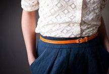 clothes I'd wear / by Lizzie Jones