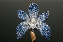 Flowers from Mark Patterson Jewelry. / Our famous Flowers, some of them were comissioned by the most important people in our industry for their clients. / by Mark Patterson Jewelry