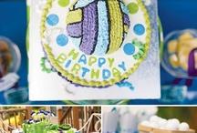Birthday Party Ideas  / by Jennifer Scheeler