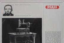 PFAFF History / by PFAFF®