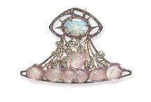 Art Nouveau Jewelry / by Mark Patterson Jewelry
