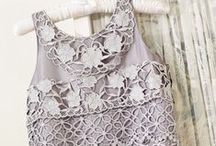 466 - All About Lace - September 2013 / It's all about Lace! Use the designs for home decor or to fill your wardrobe with lace this autumn. This collection includes both freestanding lace with appliqué, lace on Tulle and cutwork designs.  / by PFAFF®