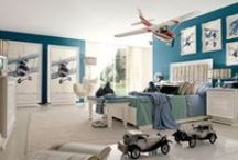 Big Boy Room / Ideas for B's big boy room / by Heather Collins
