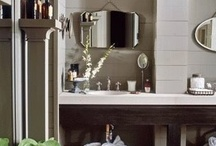 Bathroom Ideas / by Jean Baethge