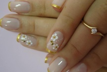 Unhas Decoradas ou Simples... / by Izabel Cristina