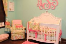 Baby Girl Nursery / public / by Lauren Darce