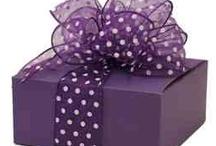 Presentes e Suas Embalagens... / by Izabel Cristina