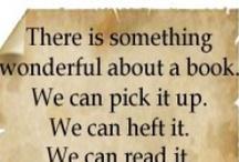 Books, Books, Books / by Katelyn Lee