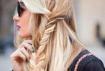 hair / by Rachel Coldren