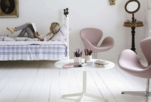 Children's room inspiration / Ideas, furnitures, lamps, statement toys, art wall that can transform a child's room into a GREAT room. / by Frederique T