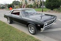Cars Chevelle / by Mr. Gumby