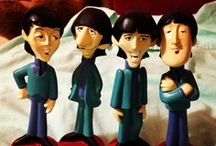 Beatles - Art / by Mr. Gumby