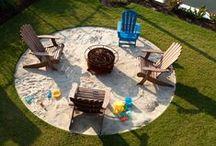 Backyard projects / by Jennifer Brady