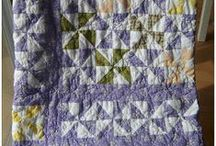 Pretty Pinwheel Quilts / by Creating at Home