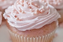 CAKE CUPCAKES COOKIES & FROSTING / by Linda Hatcher