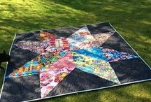 SEWING/QUILT PROJECTS / by Linda Hatcher