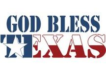 God Bless Texas! / Yes, it is...... a whole other country! / by Cynthia Sargent