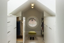 Interiors - Attic Spaces / by Luke Smith