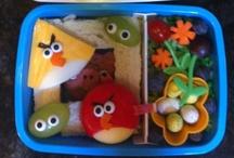 Bento,Kyaraben, Random Foods I've made / Stuff I've made / by Deanna Kim