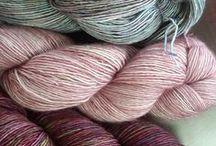 knitting & crocheting / by inkan