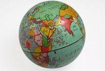 Maps / by Doron Baduach