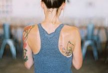 Tattoo. / by Megan Henderson