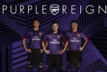 Arsenal Away Kit 2012/13 / by Arsenal Football Club