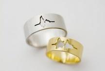 Wedding rings / by kootenayk r